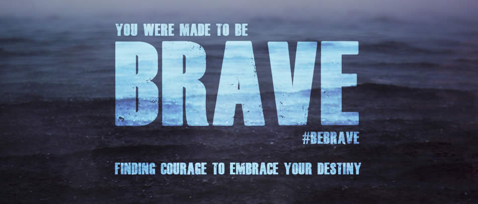 Finding courage to embrace your destiny! New series starts THIS SUNDAY!