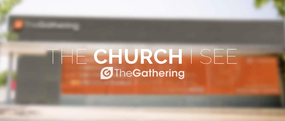 How God's plan for the world runs through The Gathering in beautiful downtown Albemarle.